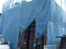 屋根・外壁・コーキング打ち変え工事