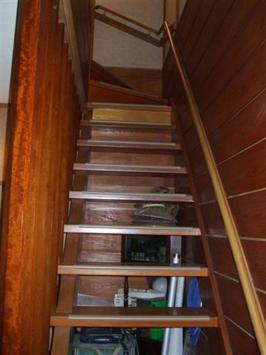 階段手摺り取り付け工事
